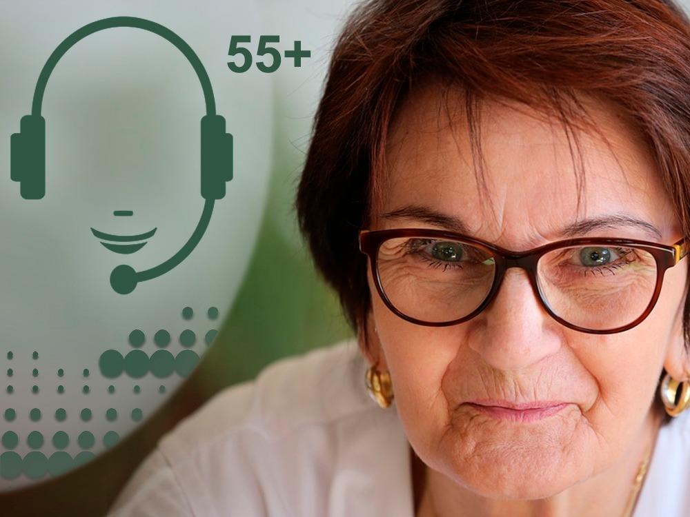 Колл-центр: удобная работа для активных пенсионеров